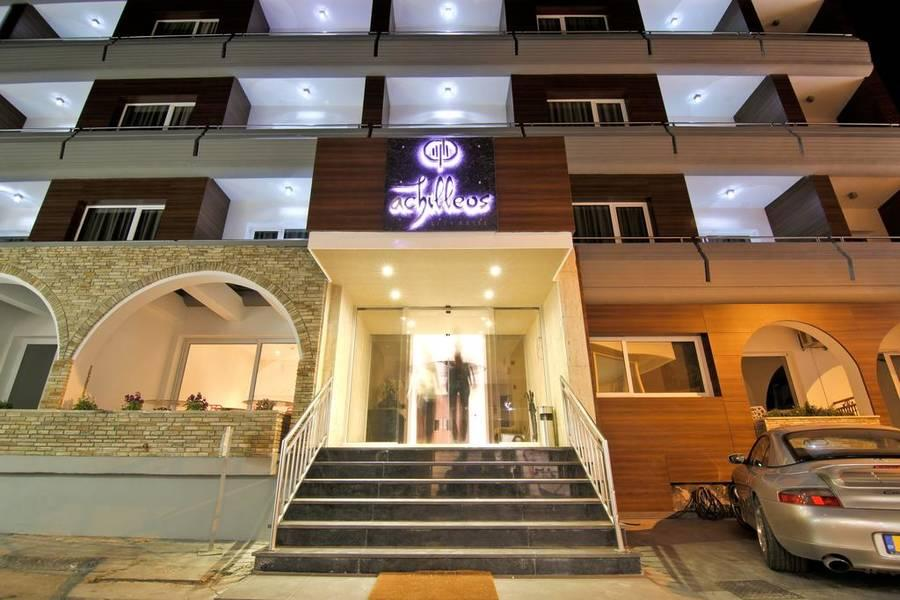 Holidays at Achilleos City Hotel in Larnaca, Cyprus