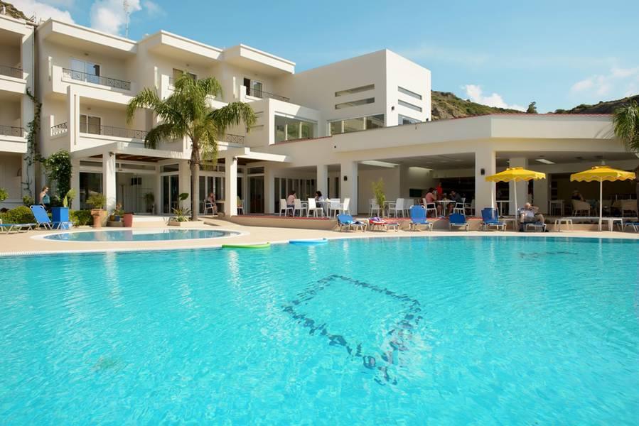 Holidays at Olympia Sun Hotel in Faliraki, Rhodes