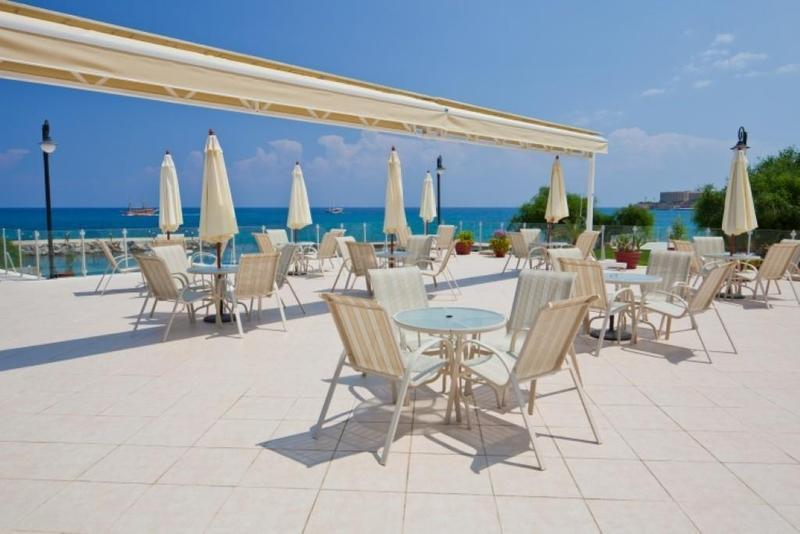 Holidays at Ada Beach Hotel in Kyrenia, North Cyprus