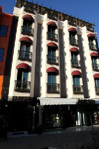 Grand center boutique hotel kyrenia north cyprus book for Boutique hotels cyprus