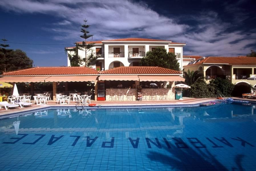 Holidays at Katerina Palace Hotel in Argassi, Zante
