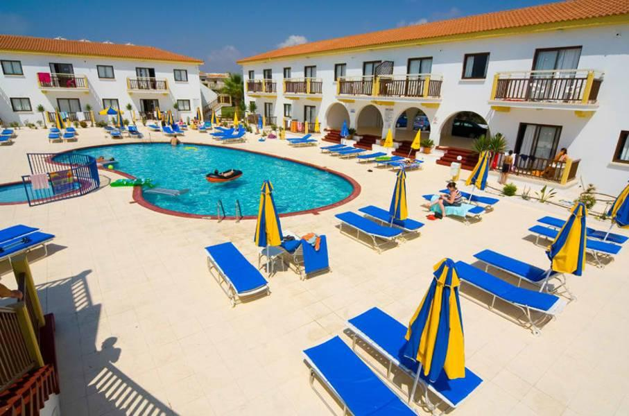 Holidays at Cosmelenia Apartments in Ayia Napa, Cyprus