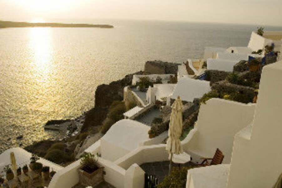 Holidays at Fanari Villas in Oia, Santorini