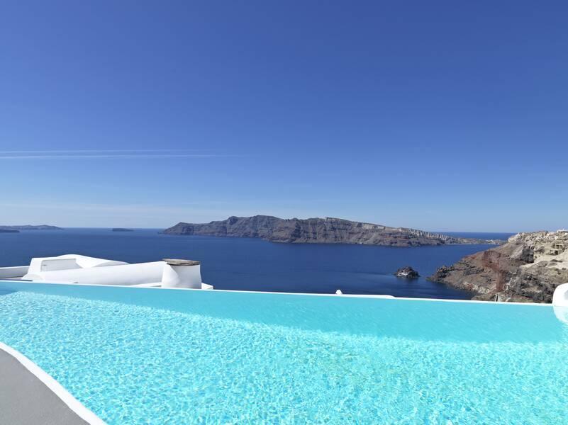 Holidays at Katikies - Adults Only (13+) in Oia, Santorini