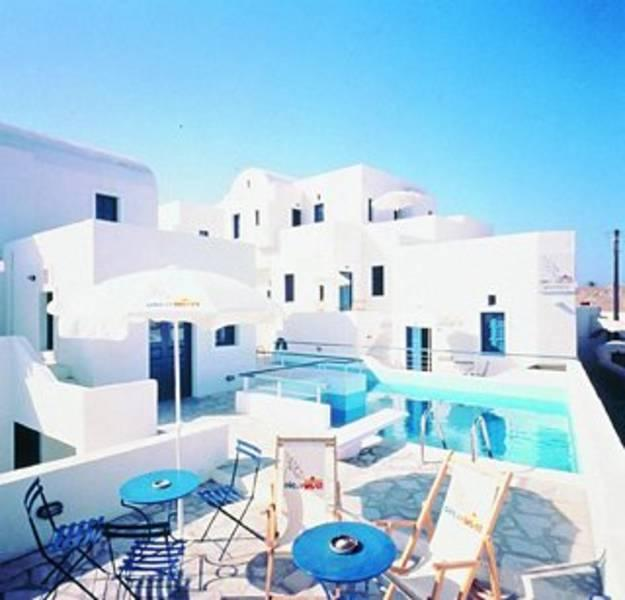 Holidays at Oia's Sunset Hotel in Oia, Santorini