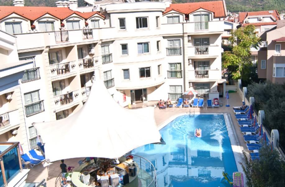 Holidays at Club Karakas Apartments in Marmaris, Dalaman Region