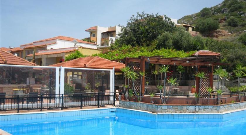 Holidays at Bella Vista Sissi Apartments in Sissi, Crete