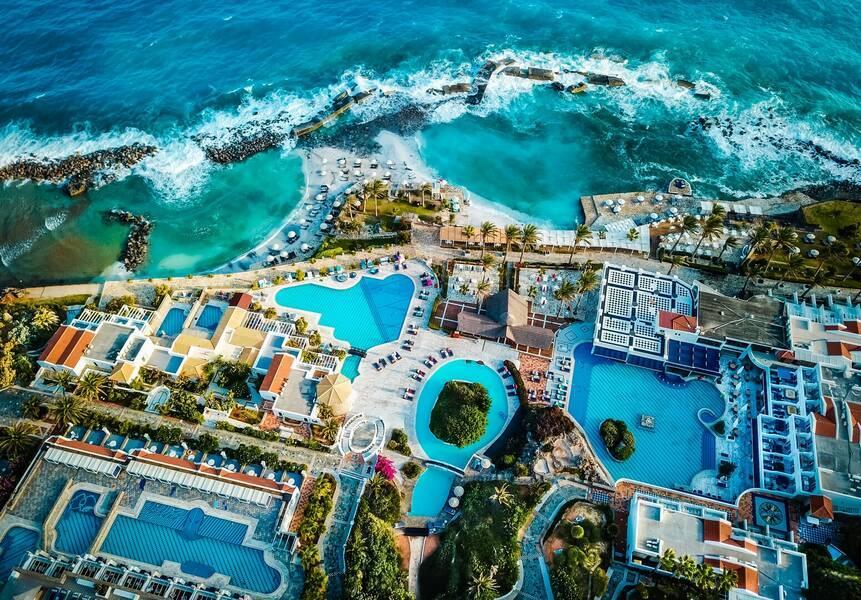Radisson Blu Beach Resort Crete Holiday