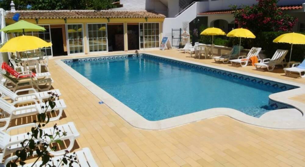 Holidays at Solar Do Sol Apartments in Albufeira, Algarve