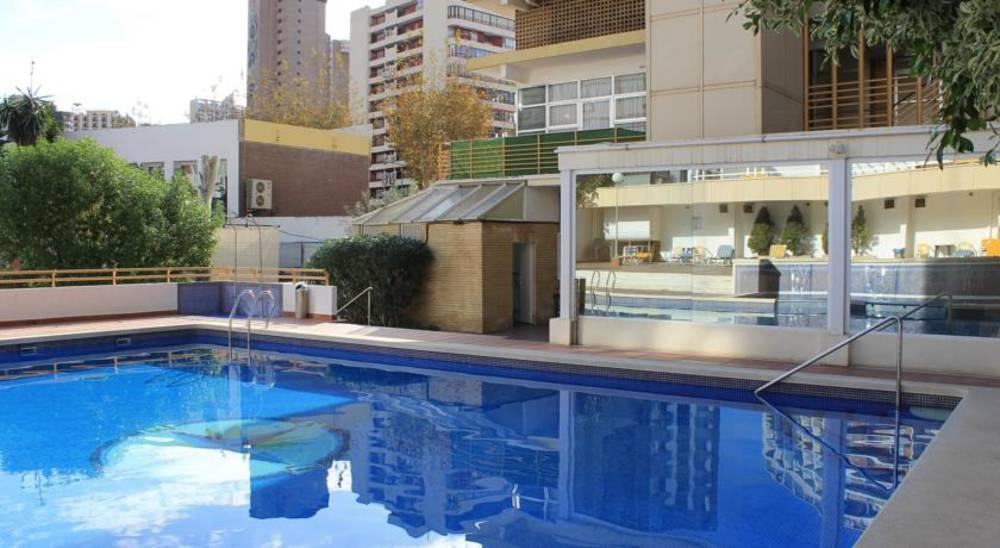 Holidays at Vina Del Mar Apartments in Benidorm, Costa Blanca