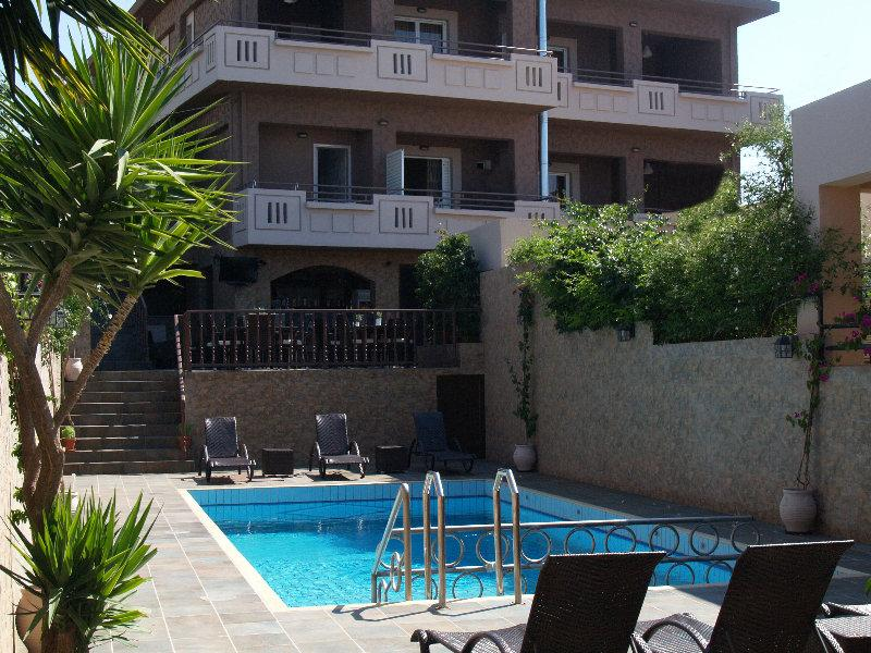 Holidays at Sun Nicolas Hotel in Agii Apostoli, Chania