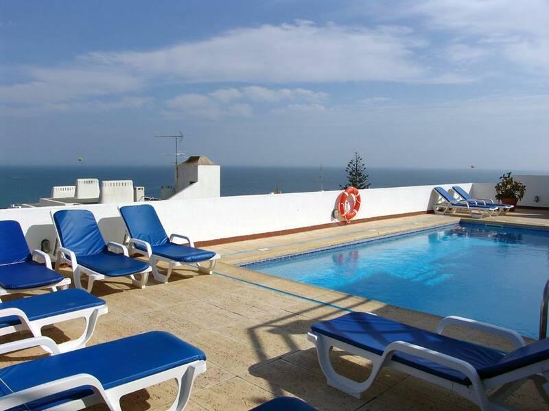 Holidays at Da Gale Hotel in Albufeira, Algarve