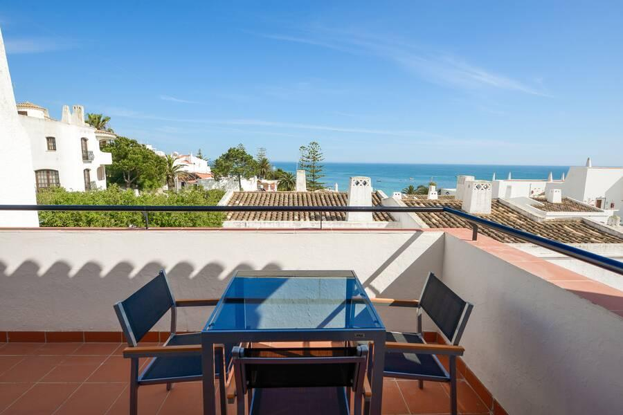 Holidays at Golden Beach Apartments in Albufeira, Algarve
