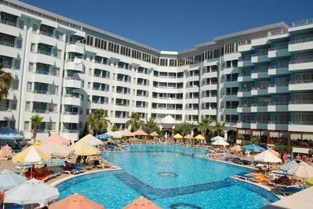 Holidays at Grand Santana Hotel in Mahmutlar, Alanya