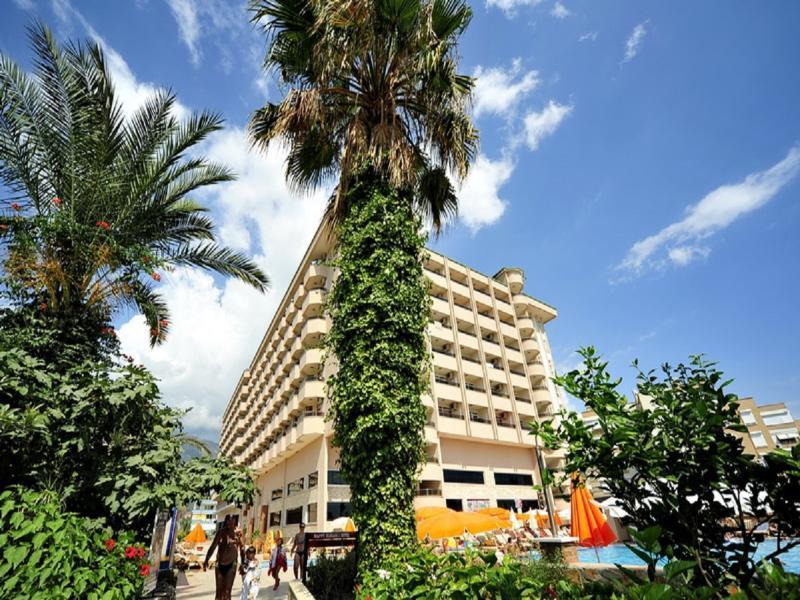 Holidays at Happy Elegant Hotel in Mahmutlar, Alanya