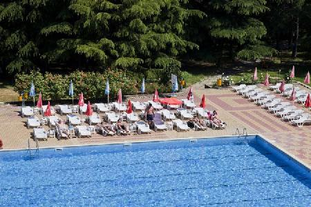 Holidays at Parkhotel Continental Prima Hotel in Sunny Beach, Bulgaria
