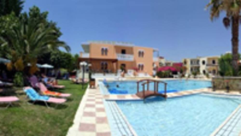 Holidays at Canea Mare Hotel And Apartments in Agia Marina, Crete