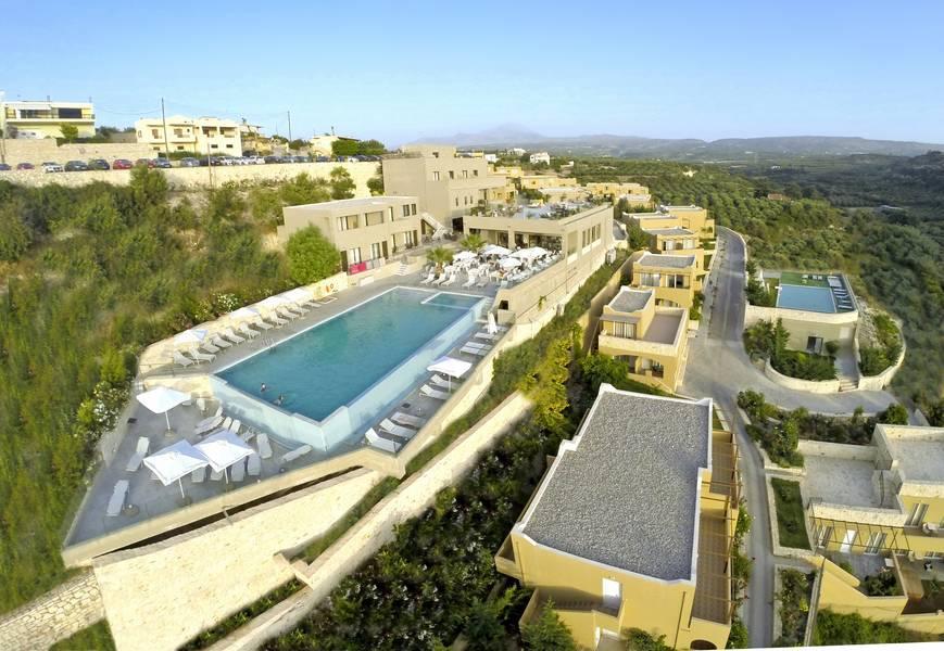 Rimondi Grand Resort Spa Hotel Rethymnon Crete Greece Book