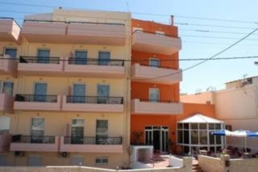 Holidays at Daisy Apartments in Rethymnon, Crete