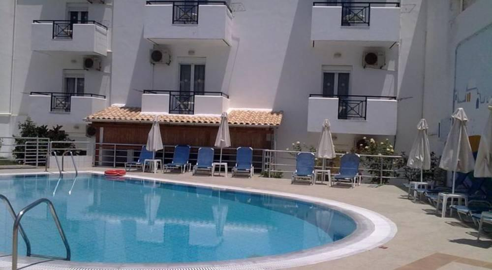 Holidays at Irilena Apartments in Stalis, Crete