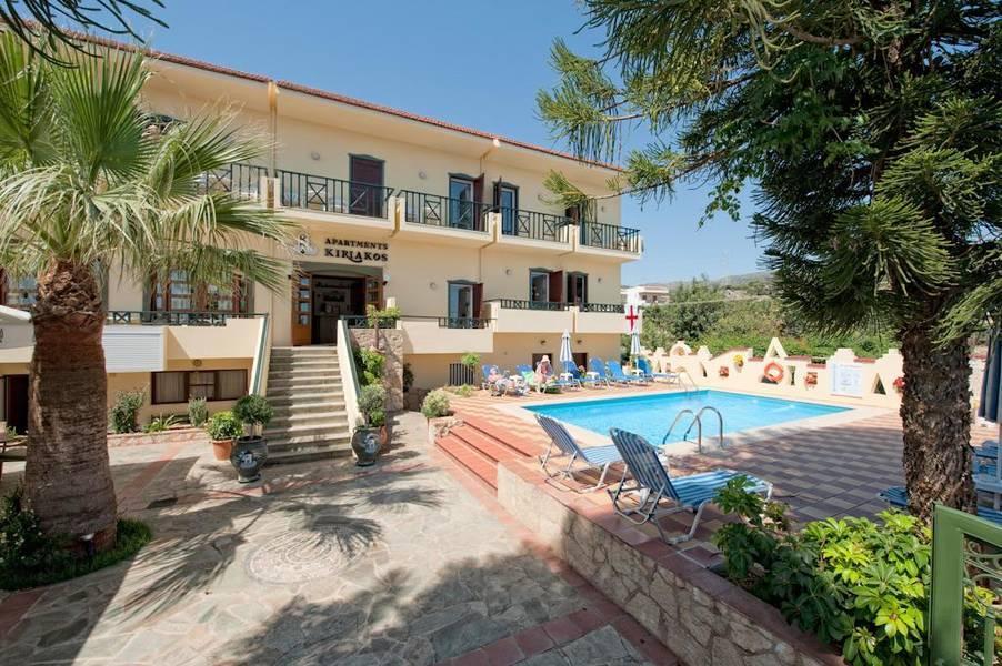 Holidays at Kiriakos Apartments in Stalis, Crete