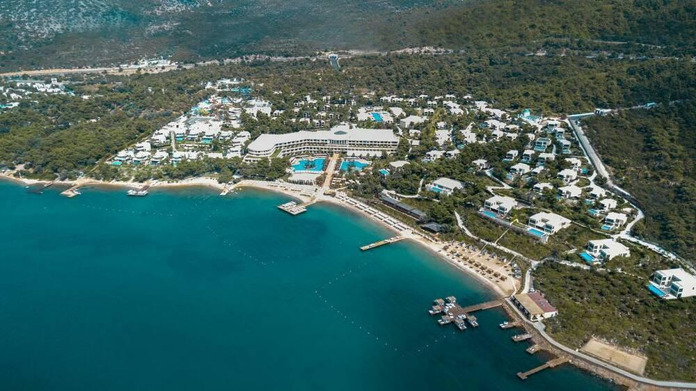Holidays at Vogue Hotel Supreme Bodrum in Torba, Bodrum Region