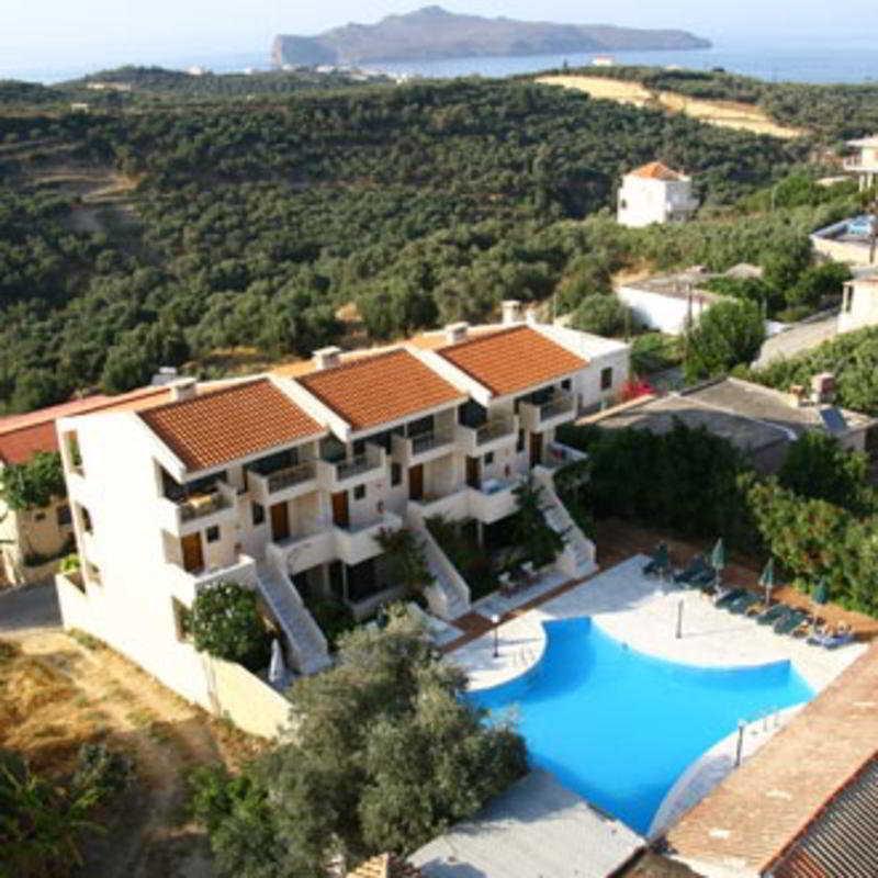 Holidays at Orestis Apartments in Kato Stalos, Chania