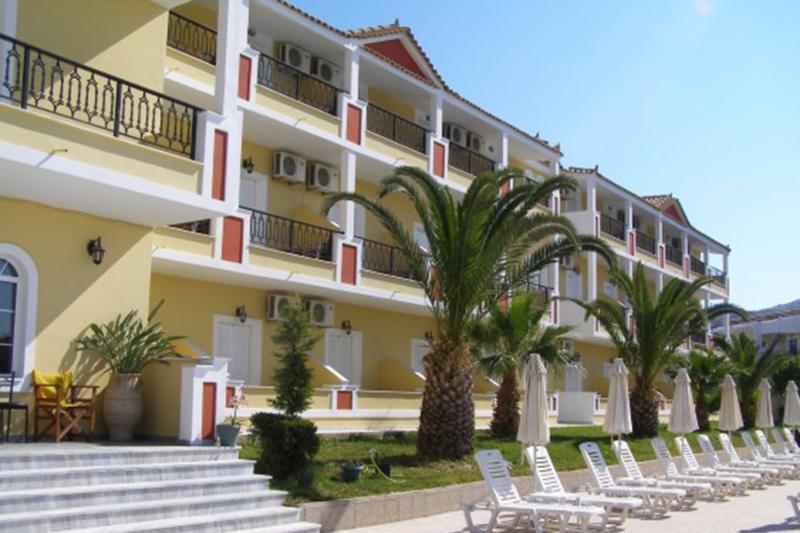 Holidays at Cronnula Hotel in Kalamaki, Zante