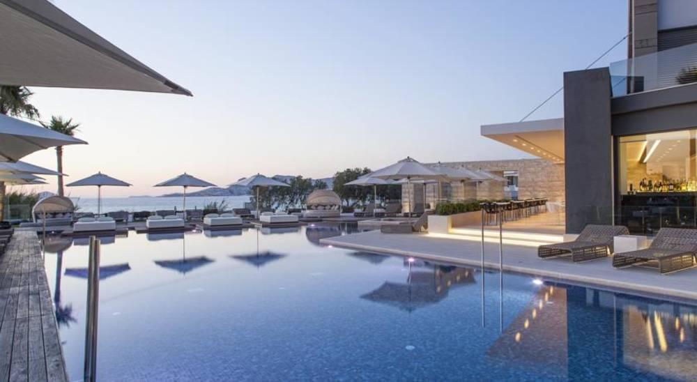 Holidays at Aqua Blu Boutique Hotel and Spa in Lambi, Kos