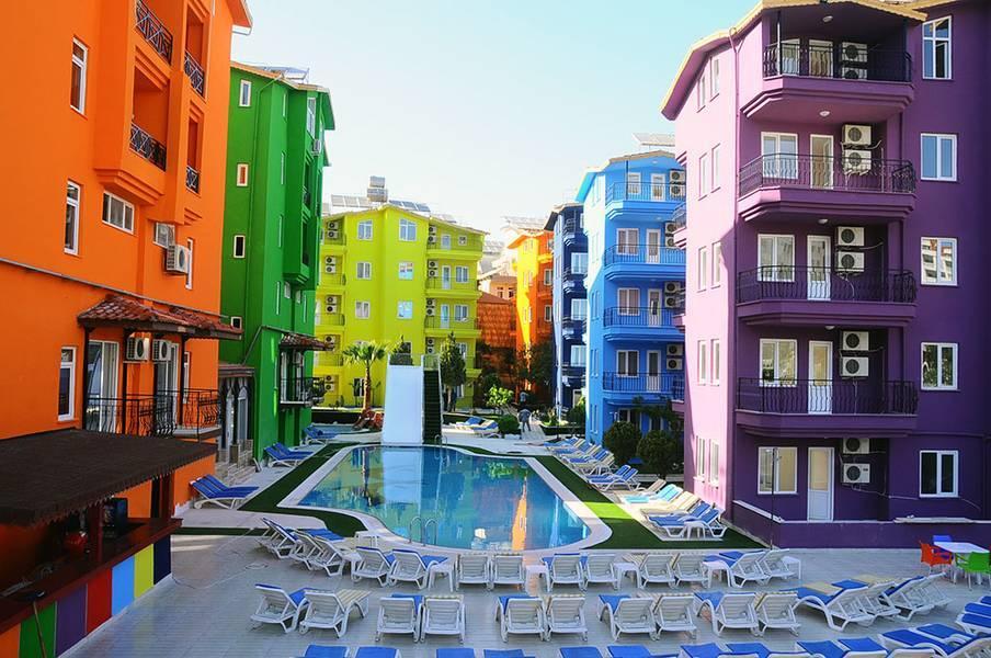 Holidays at Rainbow Castle Hotel in Side, Antalya Region
