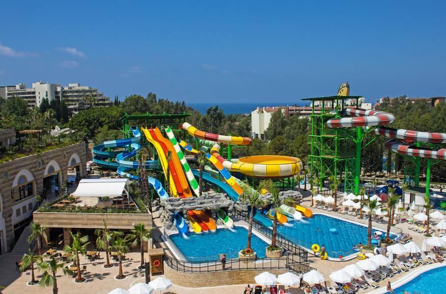 Crystal Sunset Luxury Resort Side Antalya Region Turkey