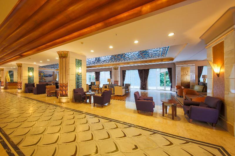 Holidays at Horus Paradise Club Resort in Side, Antalya Region