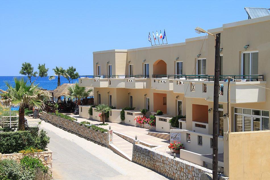 Holidays at Panos Beach Hotel in Platanias, Chania