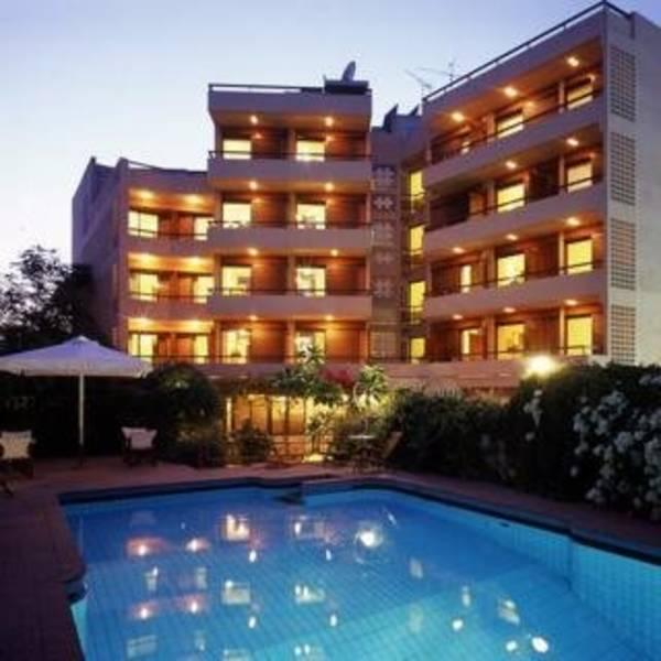 Holidays at Akali Hotel in Chania, Crete