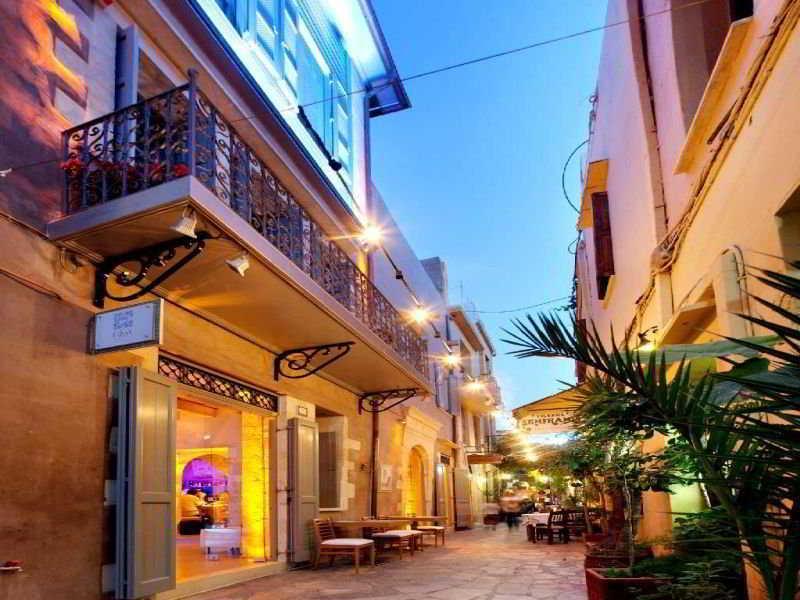 Holidays at Ontas Fatma Hanoum Boutique Hotel in Chania, Crete