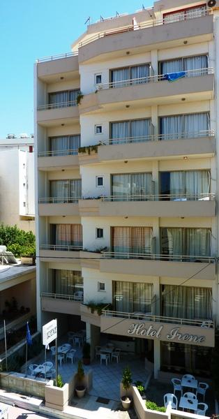 Holidays at Irene Hotel in Chania, Crete