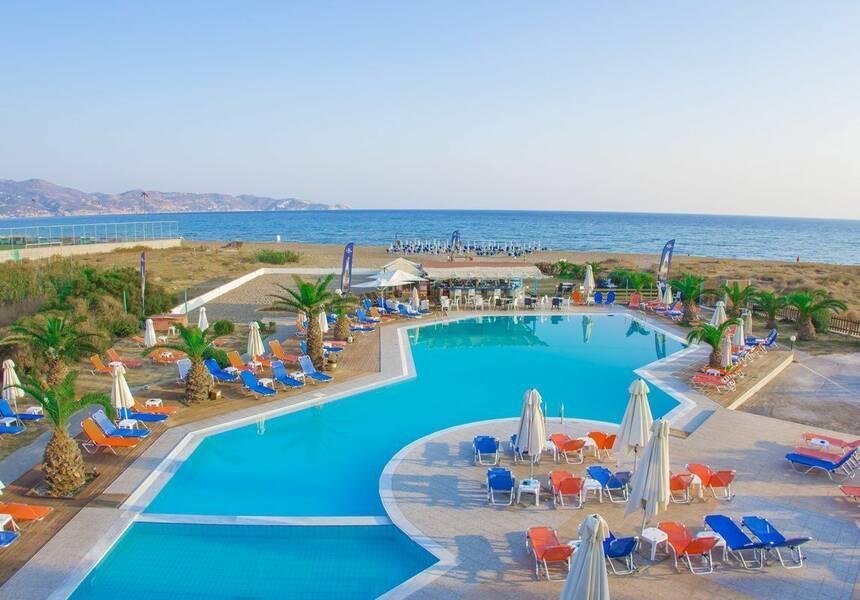 Holidays at Akti Corali Hotel in Amoudara, Crete