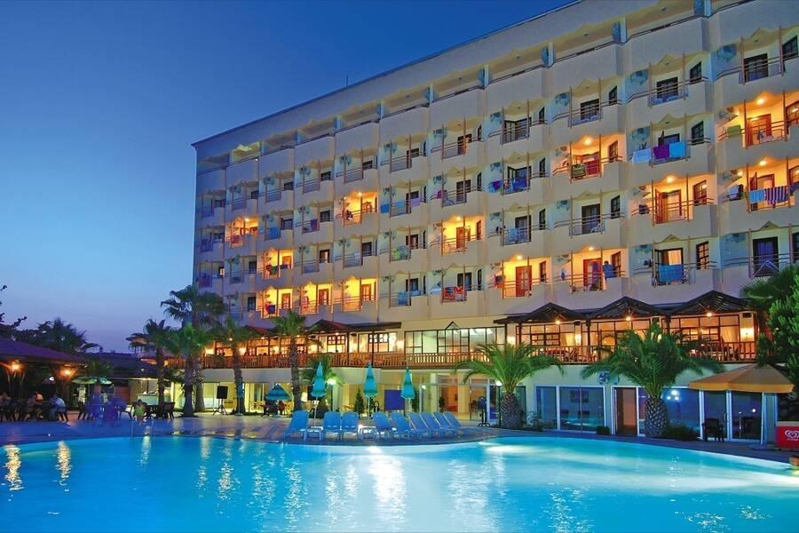 Holidays at Anitas Hotel in Konakli, Antalya Region