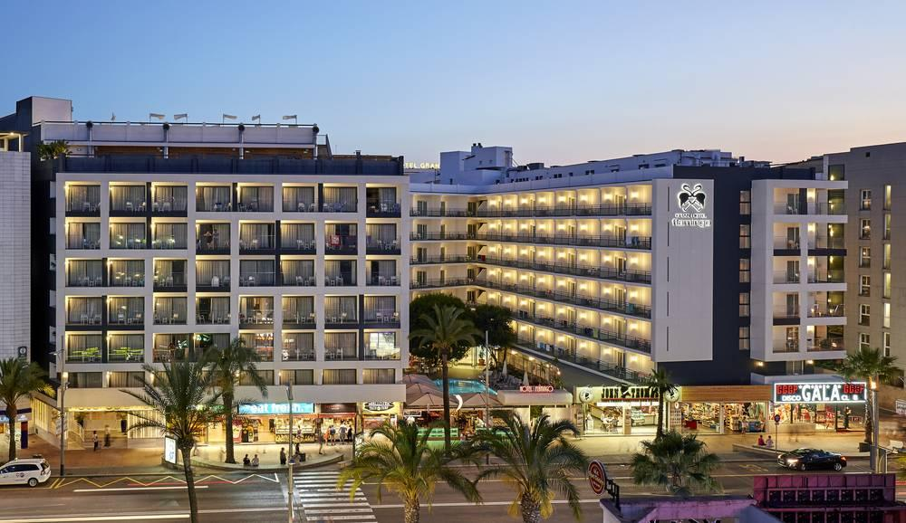 Holidays at Gran Hotel Flamingo in Lloret de Mar, Costa Brava