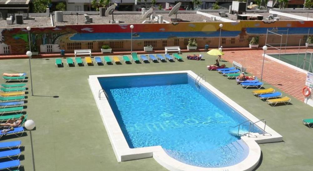 Holidays at Gemelos 2 Apartments in Benidorm, Costa Blanca