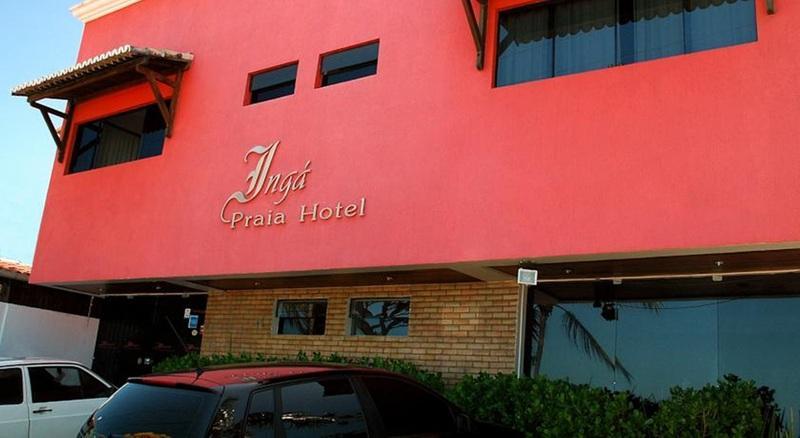 Holidays at Inga Praia Hotel in Natal, Brazil