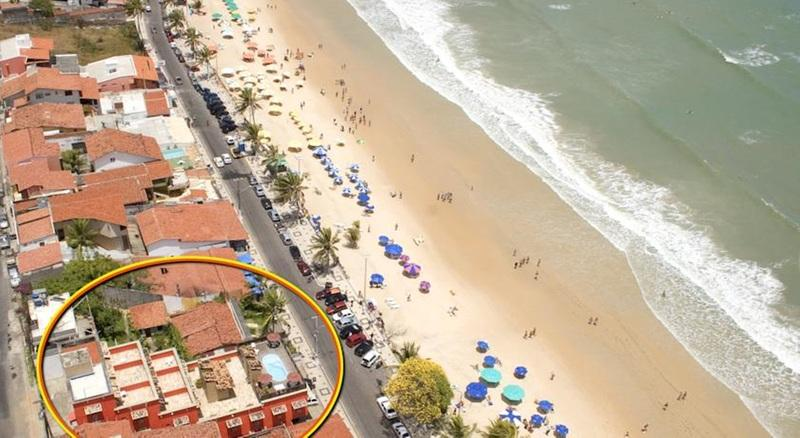 Holidays at Inga Praia Hotel in Natal, Brazil