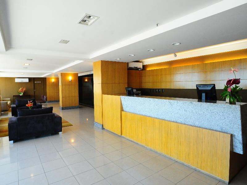 Holidays at Intercity Premium Natal Hotel in Natal, Brazil