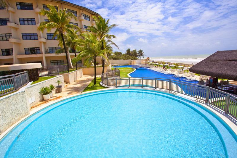Holidays at Parque Da Costeira Hotel in Natal, Brazil