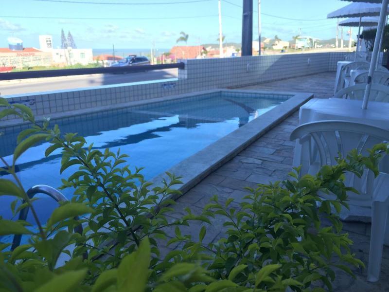 Holidays at Ponta Negra Hotel in Natal, Brazil