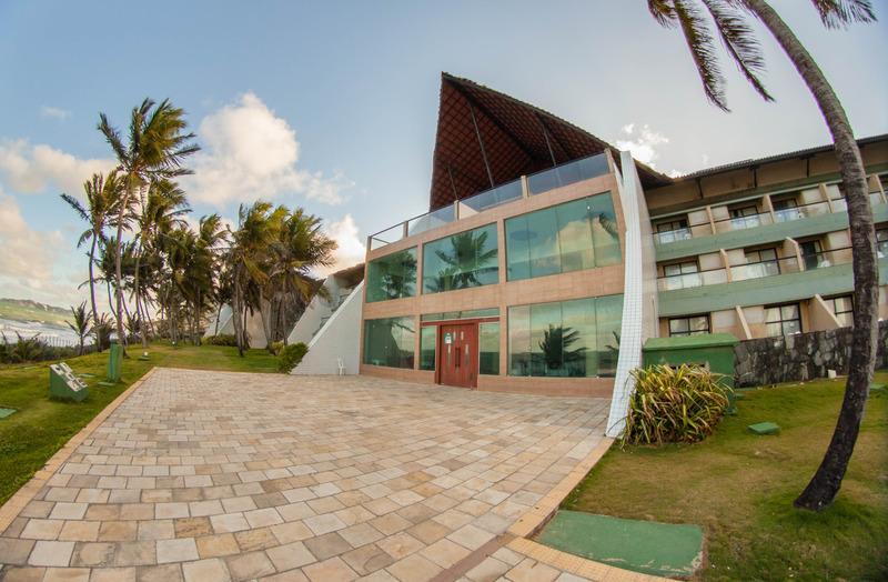Holidays at Vila Do Mar Hotel in Natal, Brazil