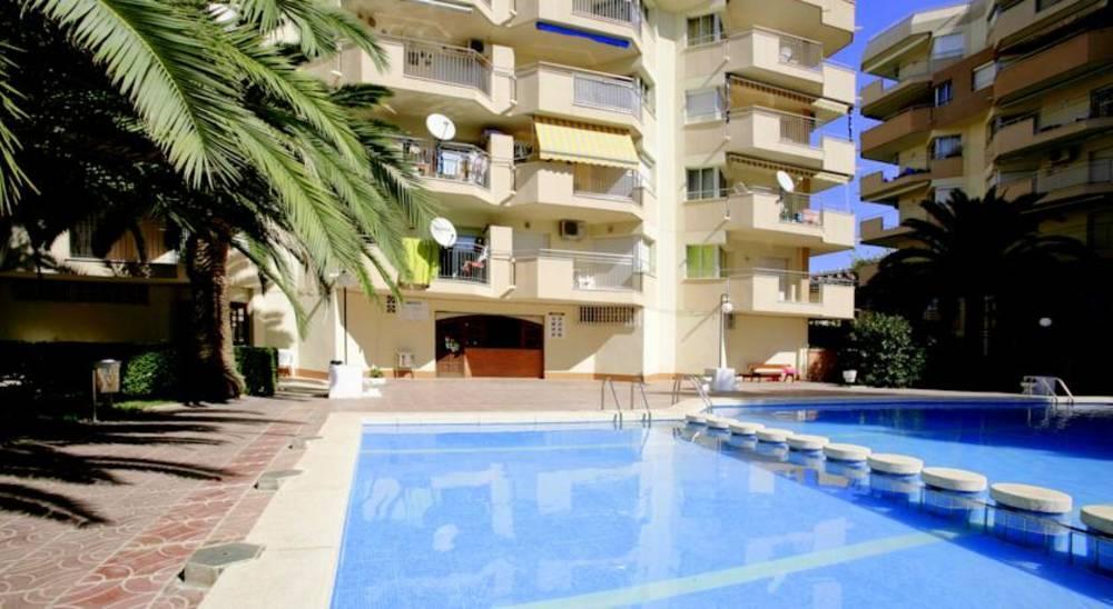Holidays at Murillo Apartments in Salou, Costa Dorada