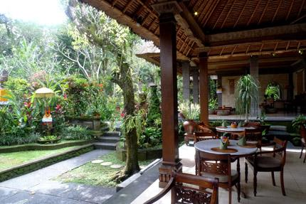 Holidays at Alam Indah Hotel in Ubud, Bali
