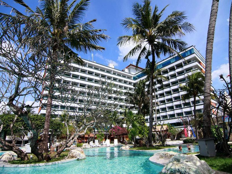 Holidays at Inna Grand Bali Beach Hotel in Sanur, Bali
