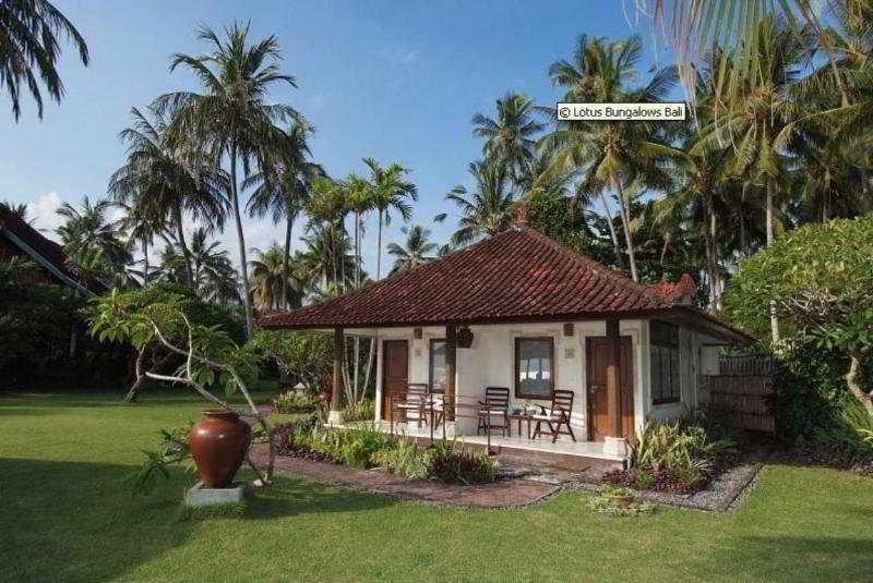 Holidays at Lotus Bungalows in Candidasa, Bali